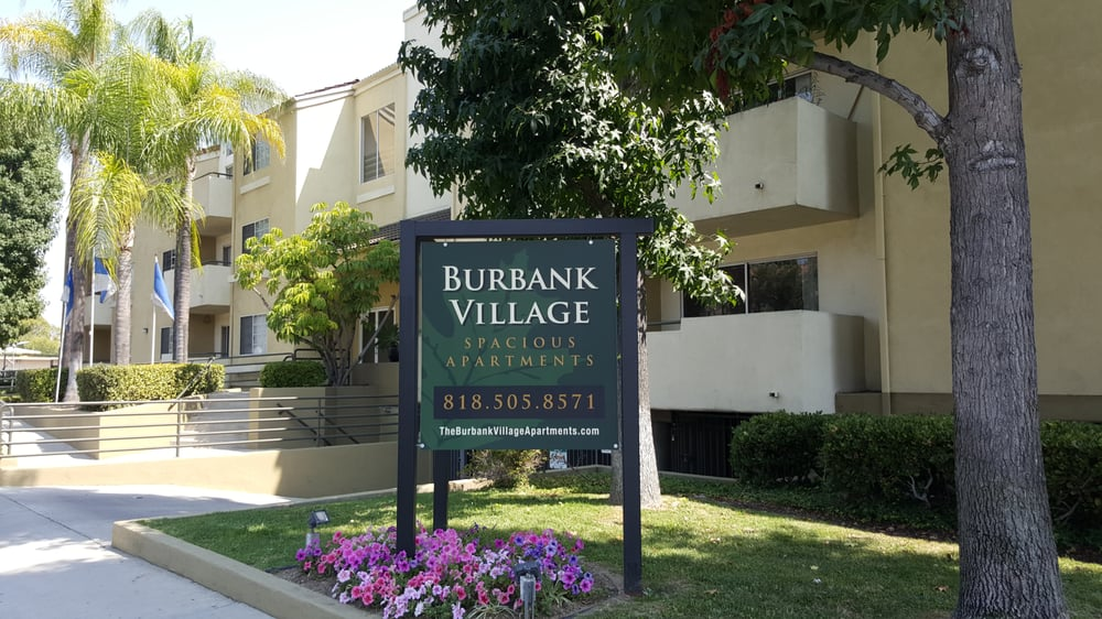 Burbank Village Apartments Burbank Ca
