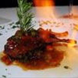 Restaurant Steakhouse Maxi Pizza Hotel Ai Cerchi, Sarnano, Macerata, Italy