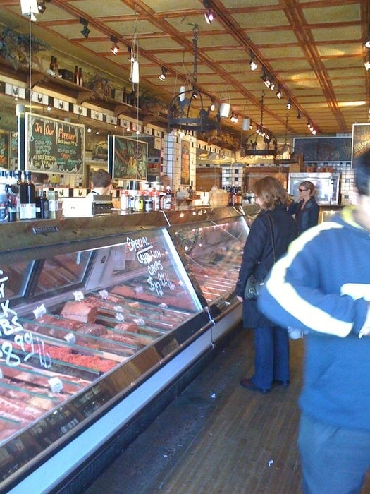 Meat market dating toronto