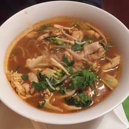 Gua Tiao Tomyam Suppe