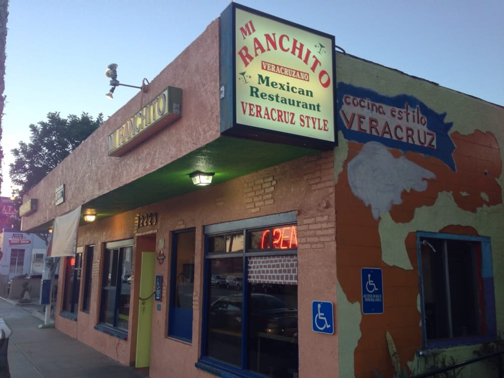 Mexican Restaurants Near Culver City Ca