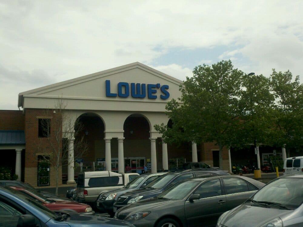 Lowe S Home Improvement Building Supplies Gaithersburg