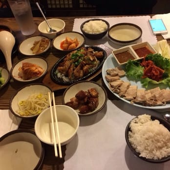 jcd korean restaurant 161 photos 162 reviews korean southwest portland beaverton or. Black Bedroom Furniture Sets. Home Design Ideas