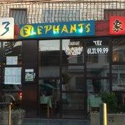 Aux 3 Elephants - Toulouse, France