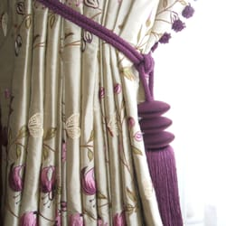 Melina Miller Bespoke Curtains & Soft Furnishings, Hove, Kent, UK