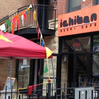 Ichiban Sushi Cafe Chicago Il