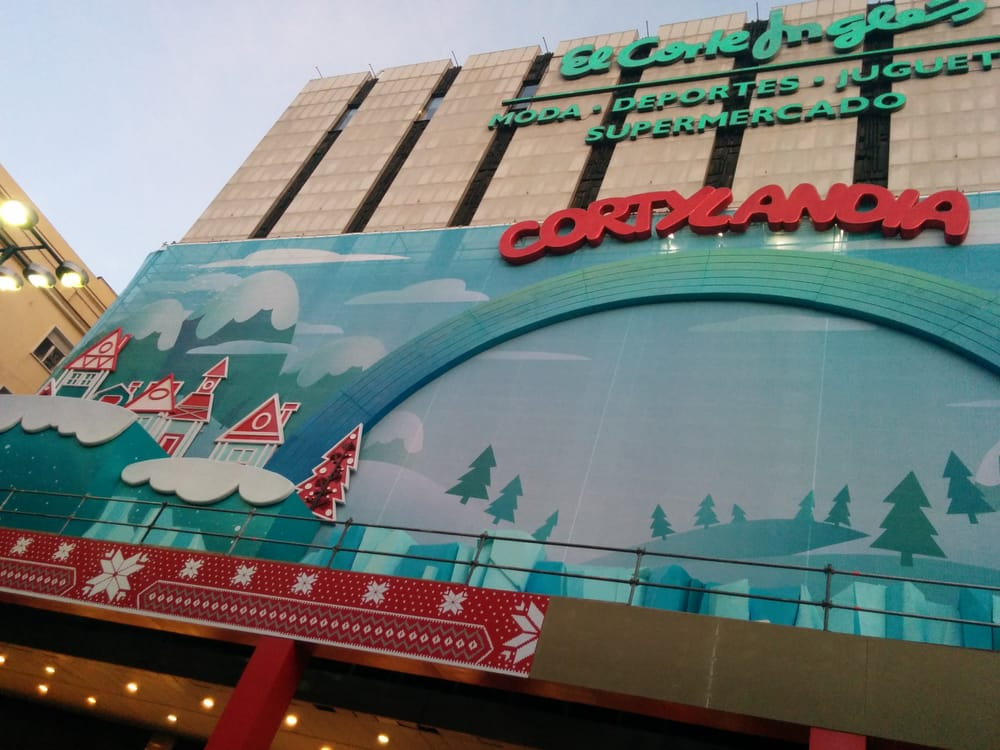 El corte ingles 12 photos department stores sol madrid spain reviews yelp - El corte ingles stores ...