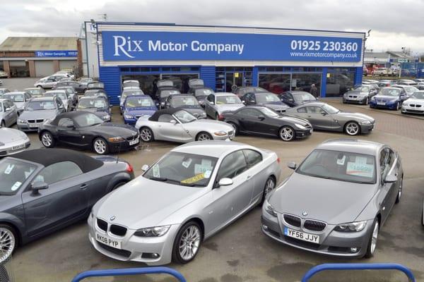 Rix Motor Company Manchester Warrington Yelp