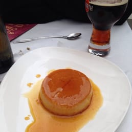 French flan