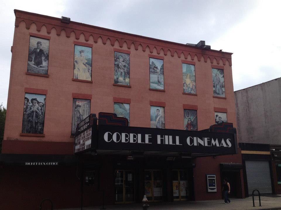 Cobble hill movie theater brooklyn