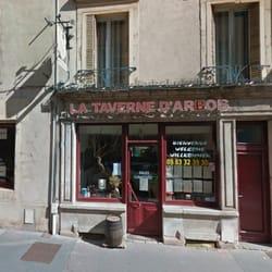 Restaurant Taverne d'Arbois - Nancy, Meurthe-et-Moselle, France. Taverne D Arbois