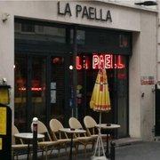 La Paella, Paris, France