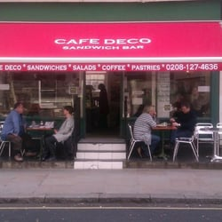 Cafe Deco, London