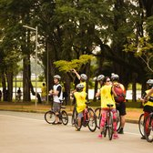 Bike Tour SP no Parque Ibirapuera