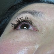 Joanna's House of Beauty - Huntington Beach, CA, États-Unis. extension done by Joanna (Certified Licensed Esthetician)