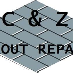 Z Newtown C  amp Z Grout Repair - Newtown