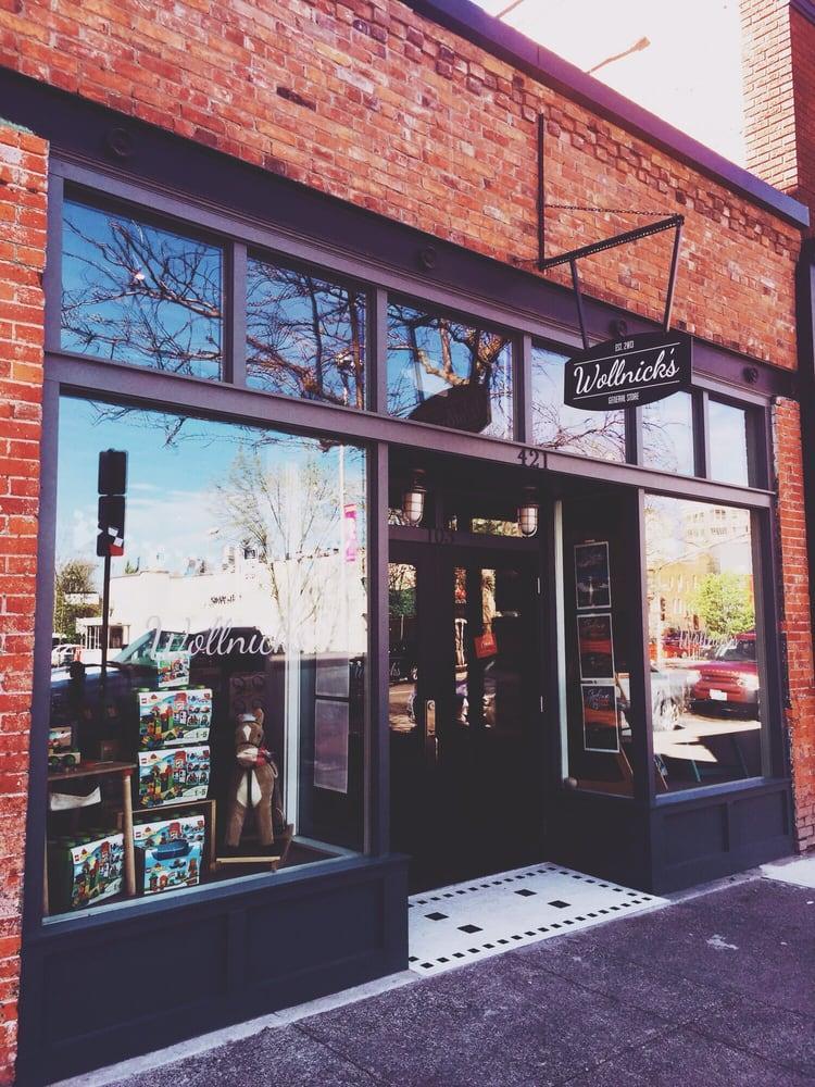 Wollnick S General Store Home Decor Spokane Wa Yelp