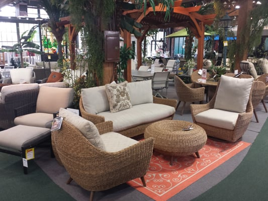 Fishbecks Patio Center 95 s Furniture Stores