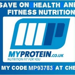 Myprotein Voucher Code, London, UK