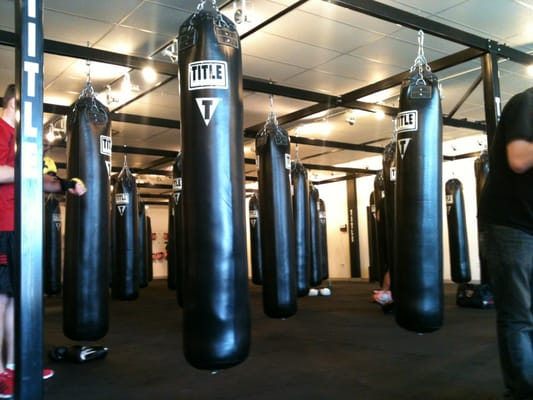 TITLE Boxing Club Grandview - W 5th Ave, Columbus, Ohio - Rated based on Reviews
