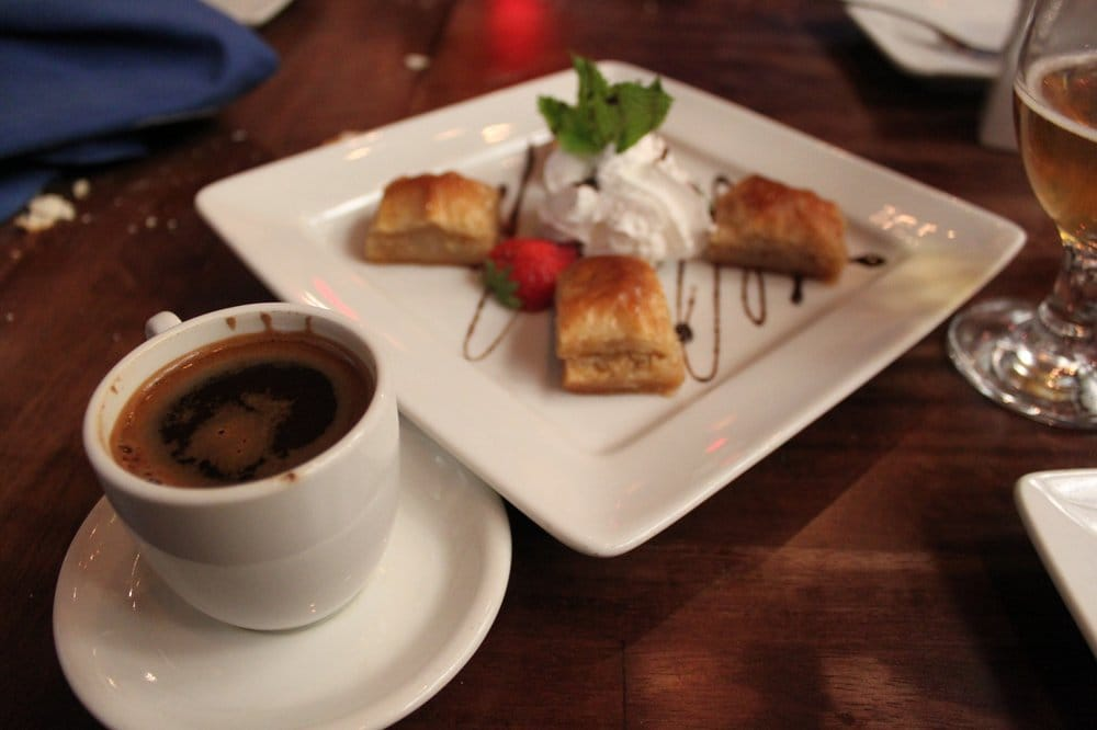 Turkish Coffee Amp Baklava Yelp
