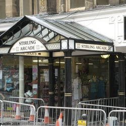 The Stirling Arcade, Stirling