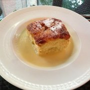 This Bavarian dessert was great!