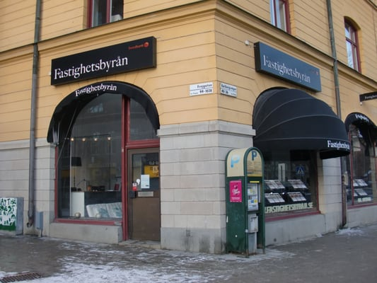 fastighetsbyrån stockholm