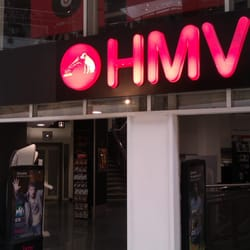 Hmv Uk, Birmingham, West Midlands