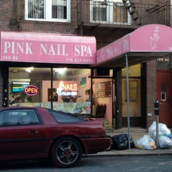 Pink nail spa nail salons bayside new york ny yelp for 24 hour nail salon queens ny