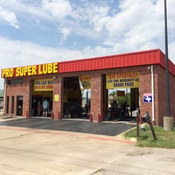 Pro Super Lube, Allen, TX
