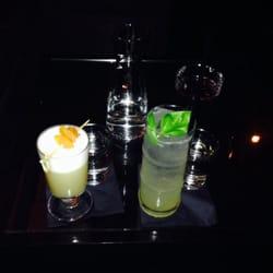 Gin Basil à la Colin