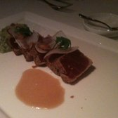 The Sea by Alexander's Steakhouse - Tuna Tatake - Palo Alto, CA, Vereinigte Staaten