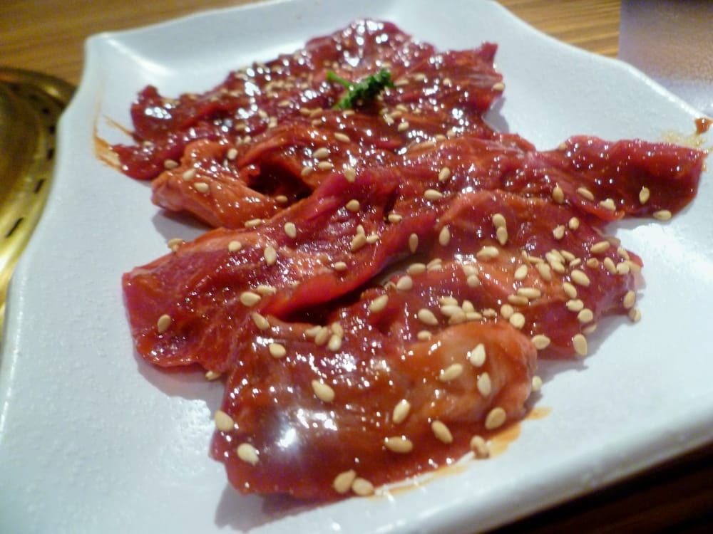 Skirt Steak With Red Miso Recipe — Dishmaps