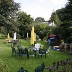 The Muddiford Inn Rear Garden