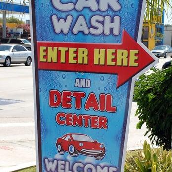 Car Wash Bixby Ok