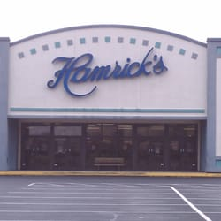 Hamricks clothing store