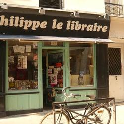 Philippe le Libraire - Paris, France