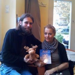 Autor Wolf Schrankl und Manuela Metz,…