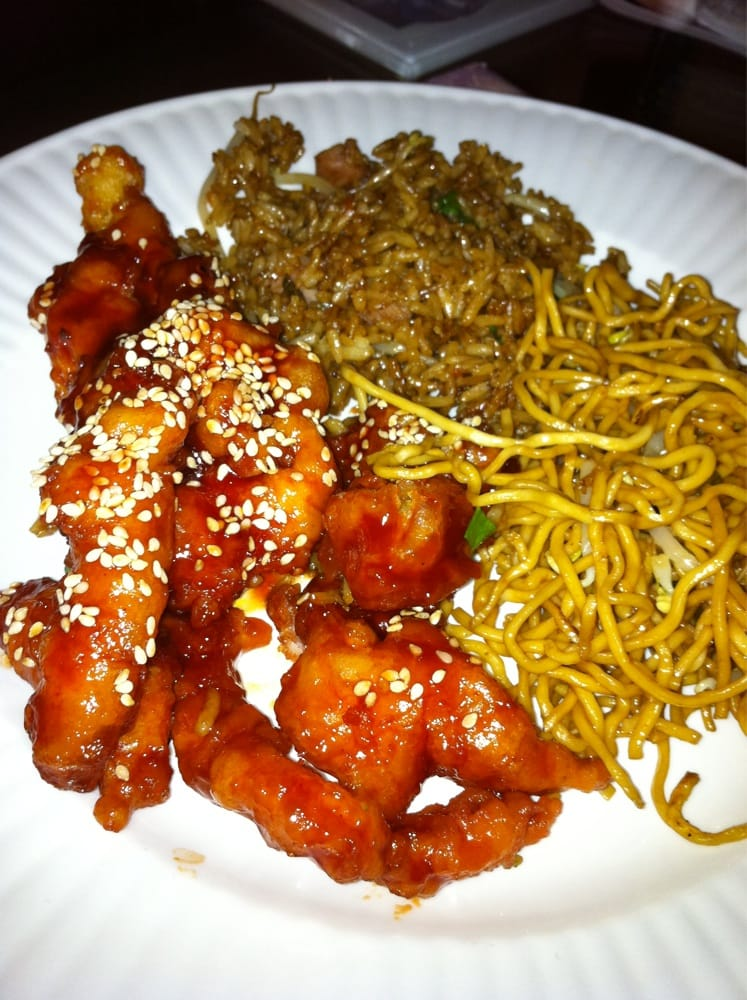 Lincoln Park (MI) United States  city photo : Hong Kong Inn Lincoln Park, MI, United States. Sesame chicken, fried ...