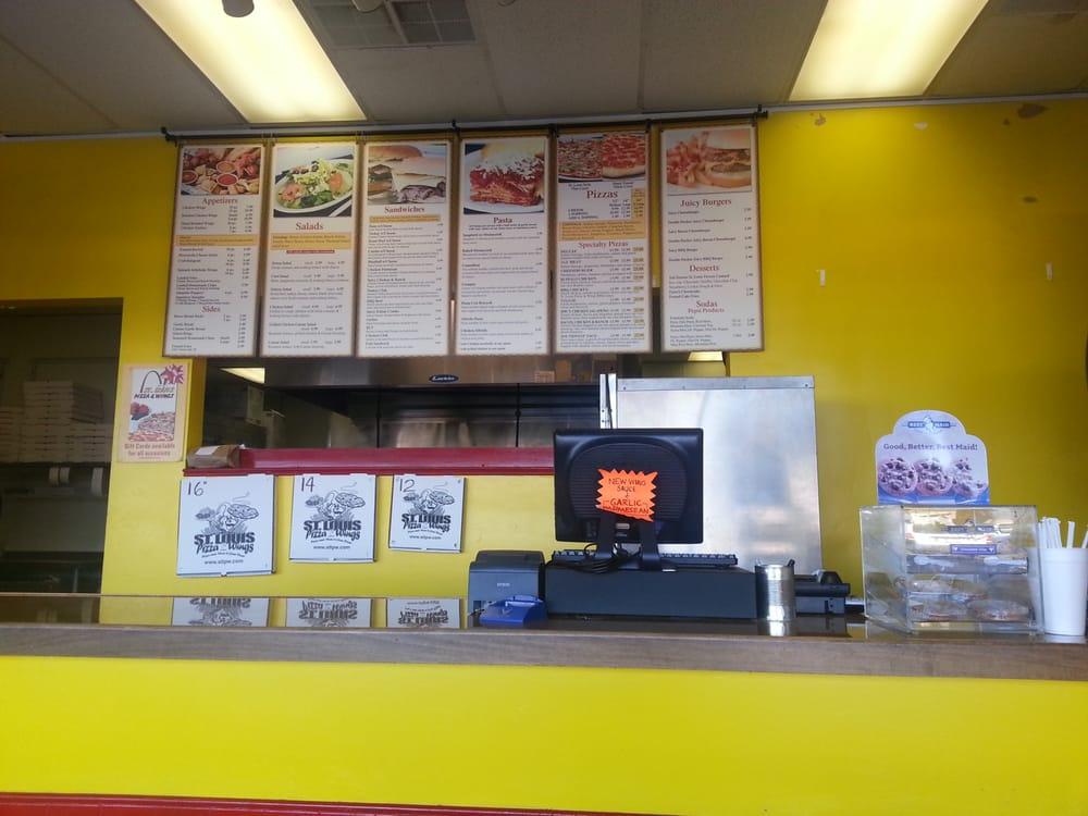 St Louis Pizza Wings Pizzerie Florissant Florissant Mo Stati Uniti Recensioni Foto