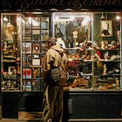 A l'Elégance d'Autrefois, Paris