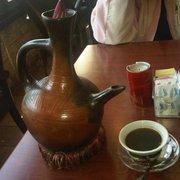 Cafe La Sera - Ethiopian coffee - Chicago, IL, Vereinigte Staaten