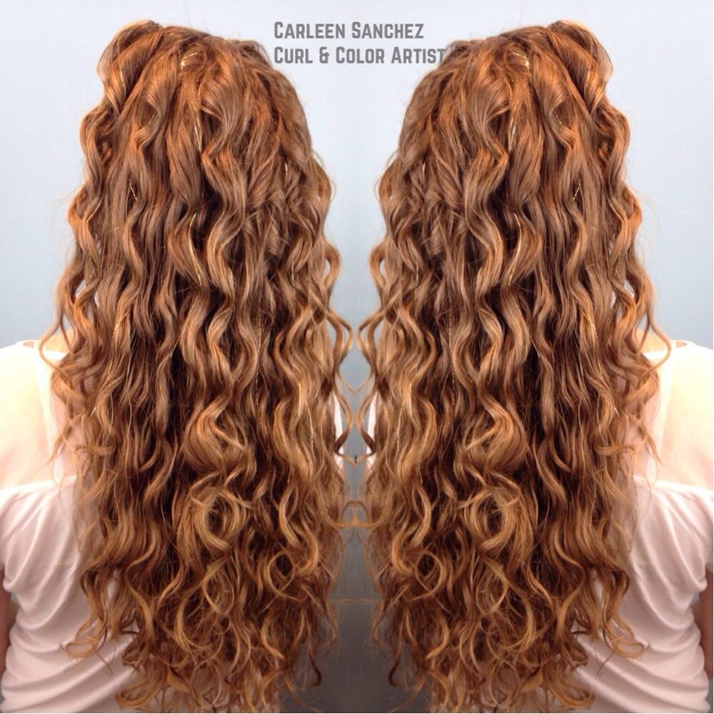 Mermaid Curls Hair Mermaid Curls By Carleen Sanchez Yelp