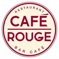 Café Rouge, London