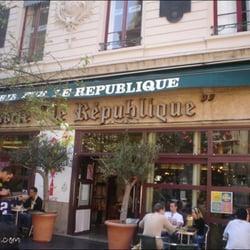 Le République, Lyon, France