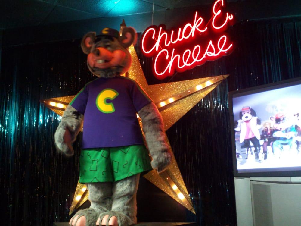 Chuck e Cheese Feet Chuck e Cheese's Laurel