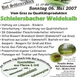 Hof Schleiersbach, Fränkisch-Crumbach, Hessen