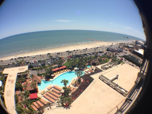 San luis resort spa and conference center galveston tx for Spas and resorts in texas