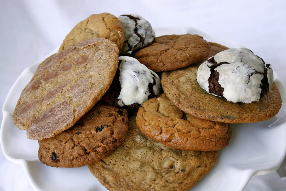 DeLuscious Cookies & Milk - Los Angeles, CA, United States. Walk-in customers are welcome!!! Our cookies are also available for individual sale. For Vegan & Gluten-Free, please call ahead.